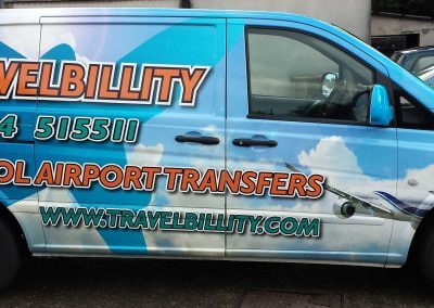 New Travelbillity Airport Car