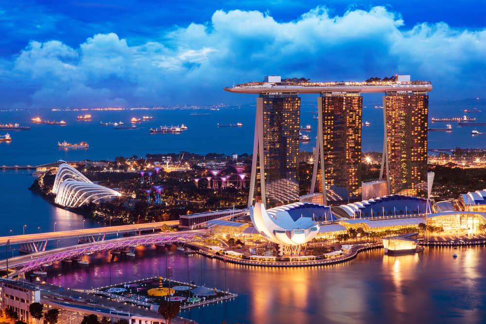 Singapore May 2021