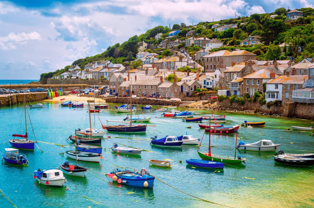 Visit Cornwall in June