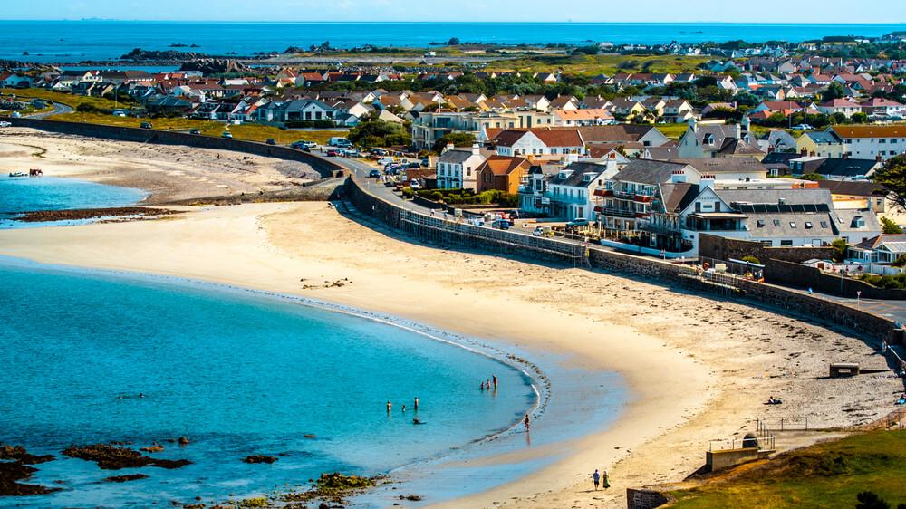 Visit Guernsey in June
