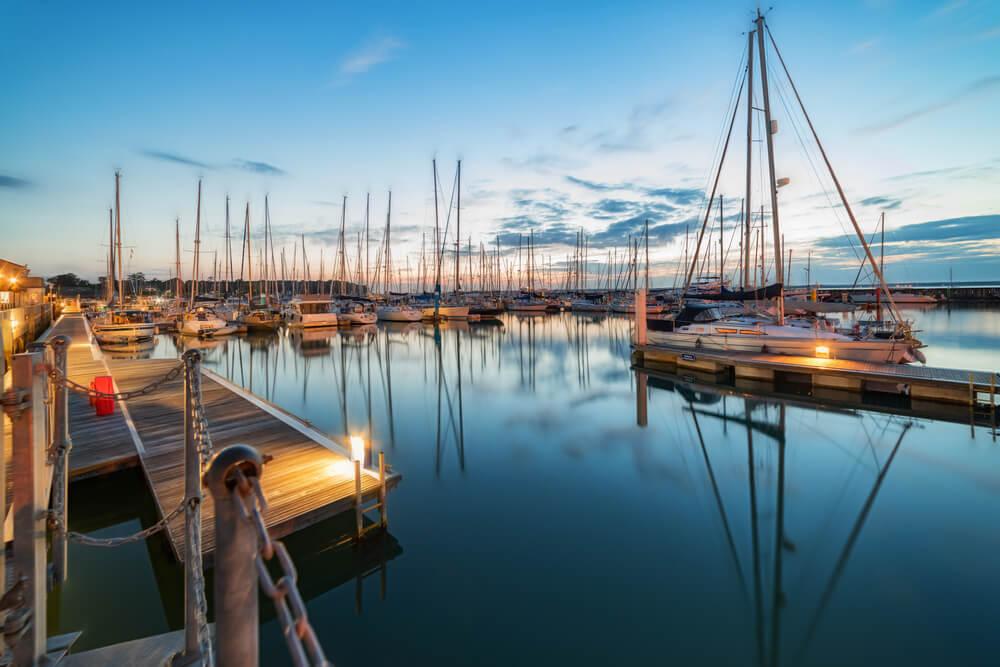 Visit Isle of Wight in June