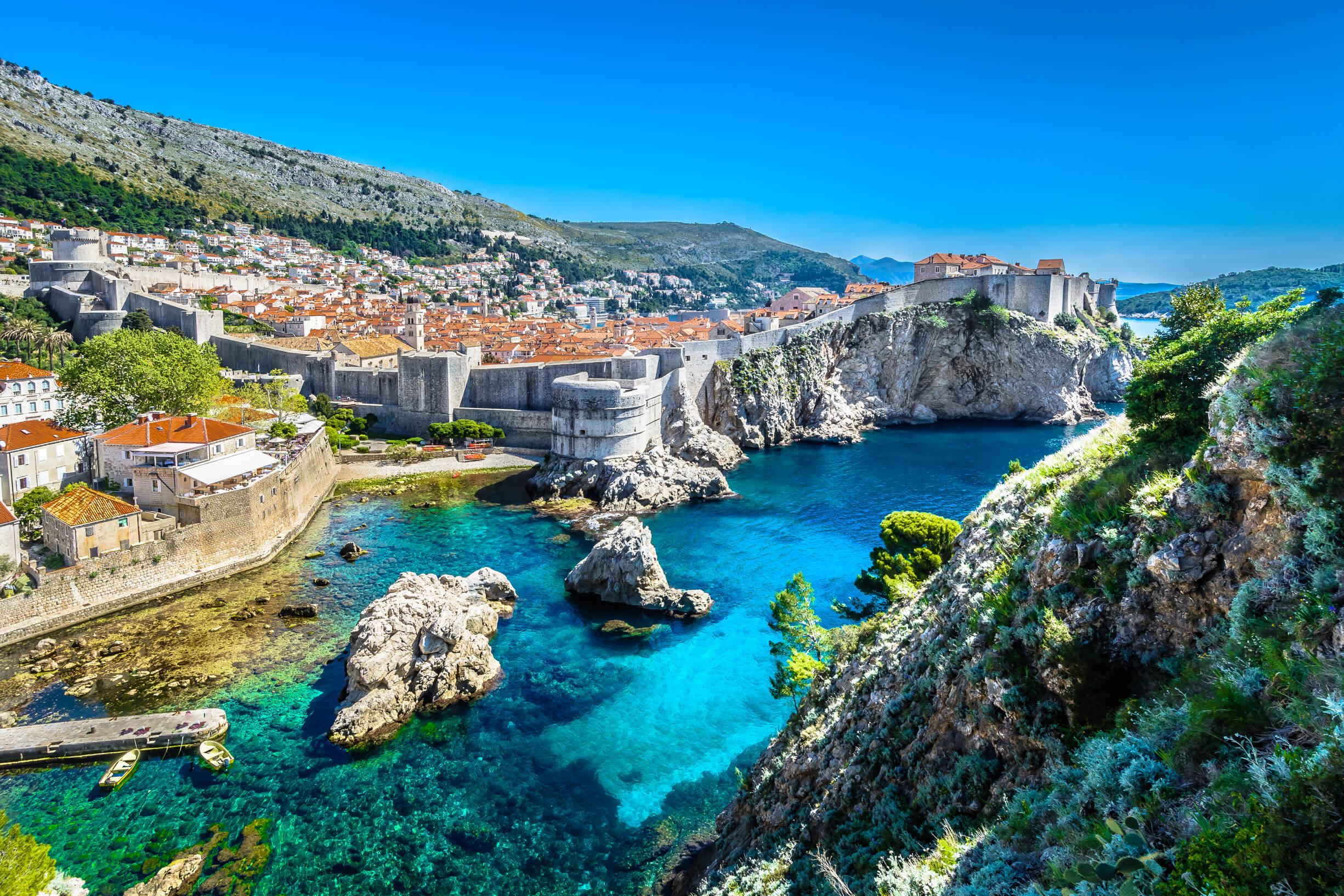 Visit Croatia in June